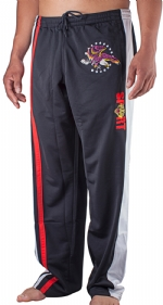 Ed Hardy Mens Eagle Track Pants - Black