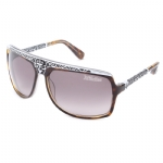 Affliction Talon Sunglasses - Black/Shiny Silver