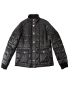 Tory Burch Colin Puffer Jacket - Black