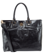 Tory Burch Dena Tote- Black