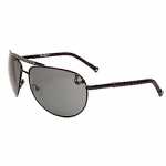 True Religion Jesse Aviator Sunglasses - Black
