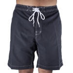 Trunks Men's Swami Board Short - Black