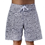 Trunks Men's Salty Board Short - Stone Blossom