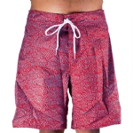 Trunks Men's Salty Board Short - Poppy Swirls