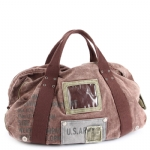 US Army Bragg Duffle Bag - Brown