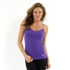 New Balance Camisole Undershirt- Purple