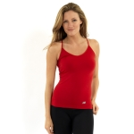 New Balance Camisole Undershirt- Red
