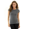 New Balance Crew Neck Undershirt- Ashphalt/Gray