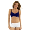 New Balance T Shirt Bra - Navy