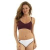 New Balance T Shirt Bra - Port Royale