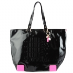 Juicy Couture Beach Rihanna Tote-Black