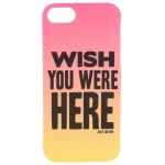 Juicy Couture Wish You Were Here iPhone 5/5s Case