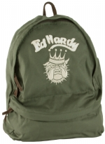 Ed Hardy Benjamin Backpack-Khaki