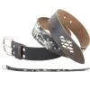 Ed Hardy EH3347  Womens Tempest Leather Belt
