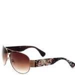 Ed Hardy The Gambler Zeke Sunglasses- Tortoise
