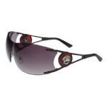 Ed Hardy EHT-912 Sunglasses - Black
