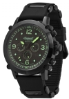 Ingersoll IN1617BKGR  Men's Bisson 29 Chronograph Watch-Black