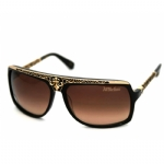 Affliction Talon Sunglasses - Turtoise/ Rose Gold