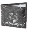 Tapout Leather Bifold Shield Wallet